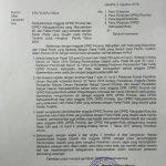 7 Anggota DPRD Samarinda Bulan Oktober Sudah Kehilangan Hak Keuangannya