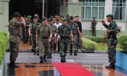 Pangdam VI/Mlw Membuka Kekar Malindo 42-AB/2018