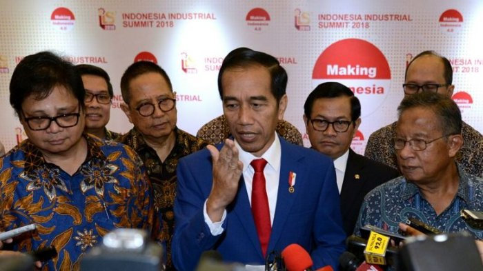 Jokowi Perpanjang Moratorium Perluasan Perkebunan Kelapa Sawit