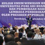 Presiden Jokowi: Tak Ada Penghentian Tunjangan bagi Guru
