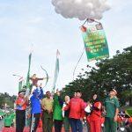 6500 Tari Gemu Fa Mi Re Goyangkan Kota Samarinda