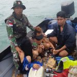 Satgas Pamtas Yonif Raider 613/RJA Gagalkan Penyelundupan 5 Kilogram Sabu