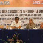 Ketua KPU Kaltim: Sosialisasi Pemilukada 2018 Sudah Maksimal