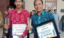 Dua Wakil dari Kaltara Raih Gelar Juara di Lomba TTG Nasional dan Pindeskel