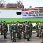 TNI Adakan Misi Kemanusiaan di Long Bagun