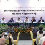 4 Tahun Pemerintahan Jokowi-JK, Menko Polhukam: Indeks Demokrasi Naik, Indeks Kerukunan Turun