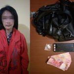 Sehari, Polresta Bontang Tangkap Dua Pengedar Sabu