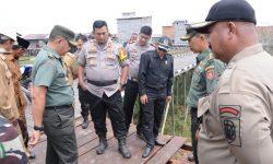 Bangun Kedekatan TNI dengan Rakyat, TMMD di Desa Melintang