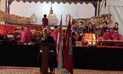 Awang Faroek Ishak Mulai Kampanye untuk Jokowi-Ma'ruf Amin