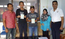 Imigrasi Nunukan Deportasi Dua WN Malaysia Penyeludup Miras