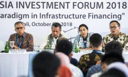 Indonesia Kantongi Investasi Infrastruktur Rp202,5 Triliun dari IMF-WB