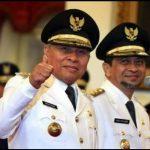 Presiden Lantik Isran-Hadi sebagai  Gubernur-Wakil Gubernur Kaltim