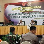 Hasil Rakor Gempa Sulteng di Balikpapan, Kaltim Disiapkan Jadi Wilayah Penyangga