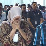 Keluarga korban Lion Air JT 610 Kunjungi Lokasi Pencarian Pesawat