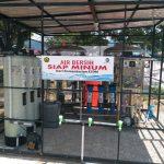 16.975 Pengungsi Korban Gempa Sulteng Nikmati Bantuan Air Bersih