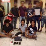 Polisi Amankan 2 Pelaku Begal dan Seorang Penadah