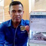 Akun Medsos Polresta Samarinda Diretas Hacker