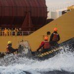 Protes Kelapa Sawit, Aktivis Greenpeace Ditahan di Atas Kapal Tanker