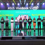 ASUS VivoBook S, Laptop Powerful dengan Nano Edge Display dan ErgoLift Design