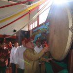 Gubernur Kaltim Resmikan Empat Masjid Muhammad Cheng Hoo