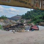 Jalan Sangasanga-Muara Jawa Putus Akibat Aktivitas Tambang PT ABN