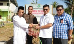 Gubernur Kaltara Monitoring Sejumlah Proyek Pembangunan di Tarakan