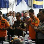 Doa Bersama Keluarga Korban Lion JT-610 di LKP