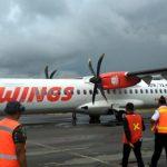Pakai ATR-72, Wings Air Buka Rute Baru Samarinda-Berau (PP) Mulai 28 November