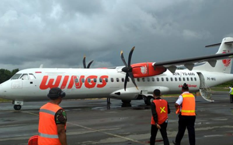 Pakai Atr 72 Wings Air Buka Rute Baru Samarinda Berau Pp Mulai 28 November Niaga Asia