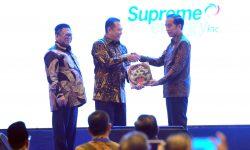 Luncurkan Geoportal Kebijakan Satu Peta, Presiden Jokowi Berharap Soal Tumpang Tindih Lahan Selesai