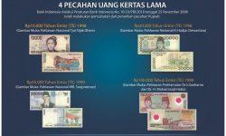 Penukaran Rupiah Pecahan Lama Paling Lambat 30 Desember