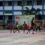 Cabor Bola Tangan, Paser dan Samarinda Berbagi Emas