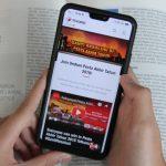 Suardi, Pelanggan Telkomsel di Medan Dapatkan Honda HRV