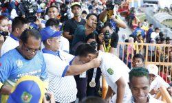 Kutim Jawara Sepakbola: Lengkapi Gelar Juara Umum Porprov