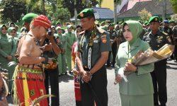 Korem 091/ASN: Kolonel Inf Widi Prasetijono Gantikan Brigjen TNI Irham Waroihan