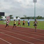 Kukar Raih Juara Umum Cabor Atletik, Kutim Sumbang 8 Medali