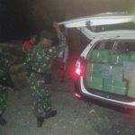Satgas Yonif Raider 613/Rja Gagalkan Lagi Peredaran Miras Ilegal di Sebuku