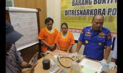 Polda Kaltim Gerebek Rumah Menyimpan Peralatan Memproduksi Sabu di Samarinda