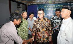 Gubernur Kaltara Apresiasi Penerangan Jalan Umum Swadaya Masyarakat