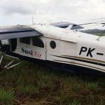 Pesawat Susi Air Tergelincir di Krayan, Seluruh Penumpang Selamat