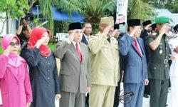 Peringatan Peristiwa Merah-Putih di Sangasanga, Isran Noor: Bangsa Besar Menghargai Sejarah
