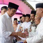 Presiden Jokowi: Banyak Sengketa Tanah Wakaf karena Tidak Pegang Sertifikat