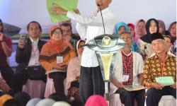 Presiden Jokowi: Insyaallah 2025 Semua Tanah di Tanah Air Sudah Bersertifikat