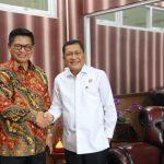 Gubernur Kaltara: Sertifikasi Lahan Pertanian dan Tambak Rakyat Dimulai Maret