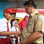 Gubernur Kaltara Apresiasi Pembuatan KIA di Kabupaten Nunukan