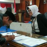 Walikota Bontang Kukuhkan 150 ASN sebagai Pejabat