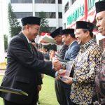 Kado Awal Tahun, Kaltim Raih Penghargaan Provinsi Paling Rukun dan Damai