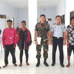 TNI-AL Tangkap Kapal Nelayan Malaysia