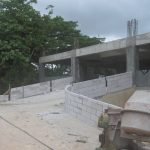 Gedung Parkir RSUD Taman Husada Bontang Dibangun 4 Lantai
