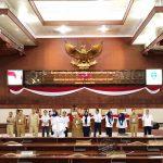 Sekwan Pimpin Gladi Bersih Rapat Paripurna Istimewa HUT Ke-62 Kaltim